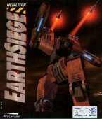 Earthsiege 1 box cover