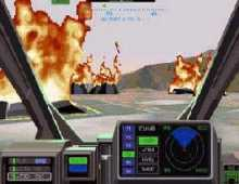 Earthsiege 2 screenshot