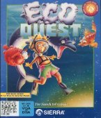 Eco Quest 1: The Search for Cetus box cover