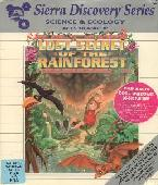 Eco Quest 2: Lost Secrets of The Rainforest box cover