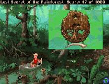 Eco Quest 2: Lost Secrets of The Rainforest screenshot