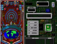 Electronic Pinball screenshot