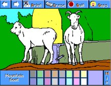 Electric Crayon: At the Zoo screenshot