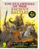 Encyclopedia of War: Ancient Battles box cover