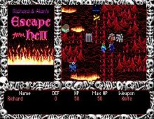 Escape from Hell screenshot