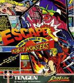 Escape from The Planet of Robot Monsters box cover