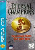 Eternal Champions: Challenge From The Dark Side box cover