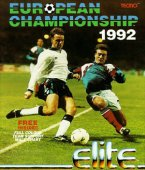 European Championship 1992 box cover