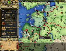Europa Universalis screenshot