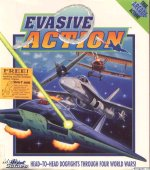 Evasive Action box cover