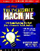 Even More Incredible Machine, The box cover