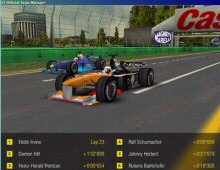 F1 Manager 2000 screenshot