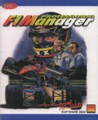 F1 Manager Professional box cover