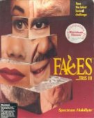 Faces: Tris 3 box cover