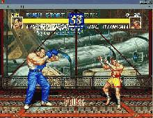 Fatal Fury 3 screenshot