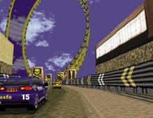 Fatal Racing screenshot