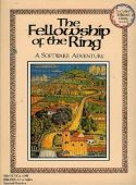 Fellowship of The Ring, The box cover