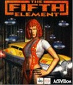 Fifth Element, The box cover