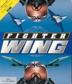 Fighter Wing box cover