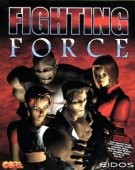 Fighting Force box cover