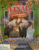 Final Conflict box cover