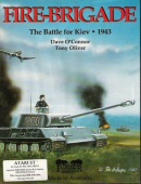 Fire Brigade: The Battle for Kiev 1943 box cover