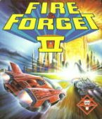 Fire & Forget II: The Death Convoy box cover