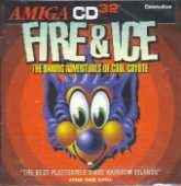  Fire and Ice box cover
