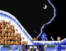  Fire and Ice screenshot