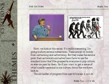 First Person: Stephen Jay Gould: on Evolution screenshot