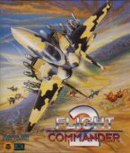 Flight Commander 2 box cover