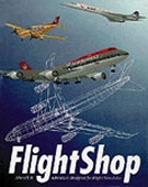 Flight Simulator Flight Shop box cover