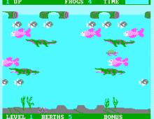 Frogger II: Three Deep screenshot