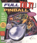 Full Tilt! Pinball box cover