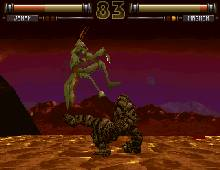 FX Fighter screenshot