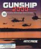 Gunship 2000 box cover