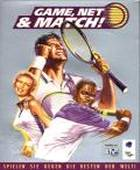 Game, Net & Match! box cover