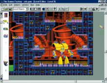 Games Factory, The screenshot