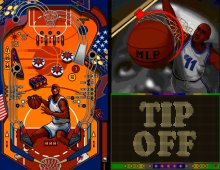 General Admission Sport Pinball: Basketball screenshot