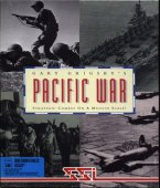 Gary Grigsby's Pacific War box cover