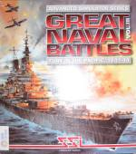 Great Naval Battles 3 box cover