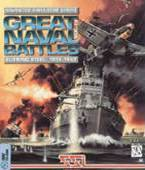 Great Naval Battles 4 box cover