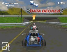 Go Kart Challenge screenshot