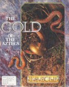Gold of The Aztecs box cover