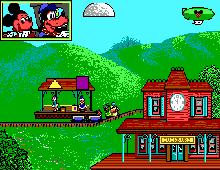 Goofy's Railroad Express screenshot