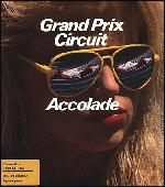 Grand Prix Circuit box cover