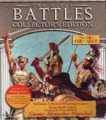 Great Battles: Collector's Edition, The box cover