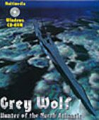 Grey Wolf: Hunter of the North Atlantic box cover