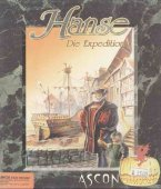 Hanse: Die Expedition box cover