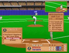 Hardball III screenshot